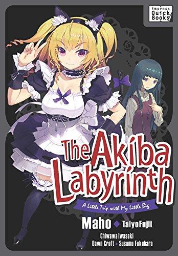 【英語版】アキバ迷宮~小さな先輩と小旅行~ /The Akiba Labyrinth: A Little Trip with My Little Big (impress QuickBooks) (English Edition)